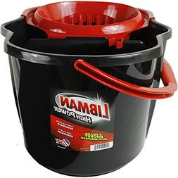 Libman 1056 4 Gallon Bucket with Wringer