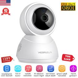 YI IOT Cloud 1080P HD Wireless IP Security Camera Pet Baby M