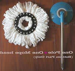Replacement Metal Pole Bottom Part B+ Mop Head For Hurricane