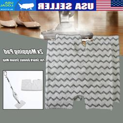 Rectangle Replacement Pad for Shark Genius Touch Free Steam Mop Washable S3973