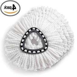 Replacement Mop Micro Head Refill For 360° Spin Magic Mop-M