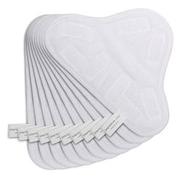 HIFROM TM New 10pcs Replacement Pads For H2O H20 X 5 Steam M