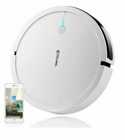 robot vacuum cleaner and mop w voice
