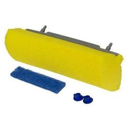 Quickie Roller Mop Refill with Antimicrobial Microban