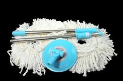 PRO 360 Rotating Spin Magic Mop - Dual Dry Drying Version Re
