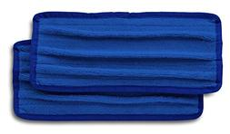 "Unger SpeedClean Window Cleaner Replacement Pads, 11"", Color"