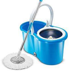 K-Cliffs Spin Mop & Bucket Floor Cleaning System Set Quality