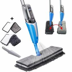 Spray Mop with 4PCS Microfiber Mop Pads for Kitchen,Home,Har