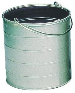 Royce Rolls Stainless Steel 10-Gallon Round Mop Bucket - #10