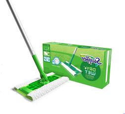 Swiffer Sweeper Dry + Wet All Purpose Floor Mopping and Clea