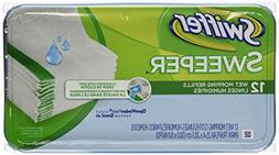 Swiffer Sweeper Wet Mopping Cloths Mop And Broom Floor Clean