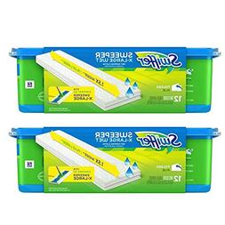 Swiffer Sweeper X Large Wet Mopping Cloths Refills, Open Win