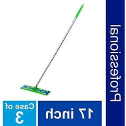 Swiffer Professional Duster Max Heavy Duty Sweeper Mop, 17-I