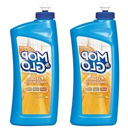 MOP & GLO Triple Action Floor Cleaner, Fresh Citrus Scent, 3