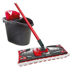 Vileda Ultramax Flat Mop Complete Set Includes Mop/ Bucket/