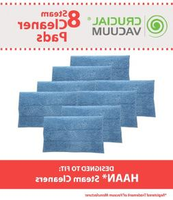 washable micro steam mop pads
