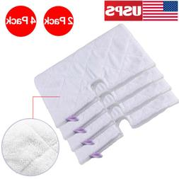 Washable Replacement Cleaning Pads for Shark Steam Mop S3501
