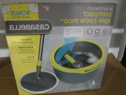Wayclean Compact Spin Cycle Mop NEW.