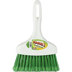 Libman 1030 Whisk Broom with Hanger Hole for Storage