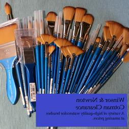 Winsor & Newton Cotman Watercolor Brushes - Clearance Sale!