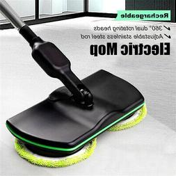 wireless rotary electric rechargeable floor mops home