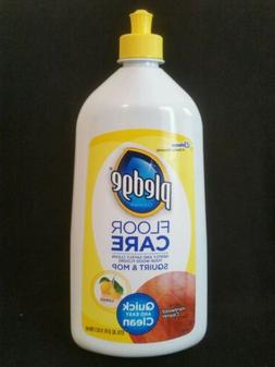Pledge Wood Floor Cleaner 27 Oz Citrus Scent